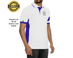 ... Camisa pólo sem bordados 64fdd78906e9e
