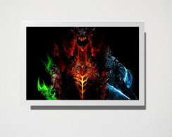 Quadro world of warcraft