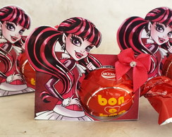 Bombom Personalizado Monster high