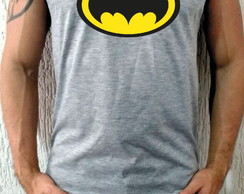 Camiseta Regata Batman