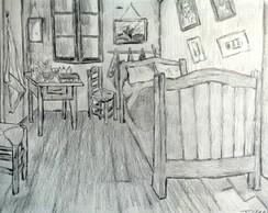348d692fcb7 ... Quarto de Van Gogh