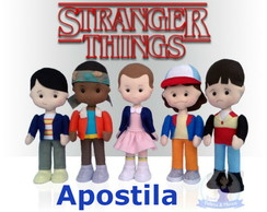 Apostila de Moldes Strangers Things