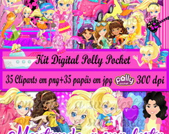 Kit Digital Polly Pocket