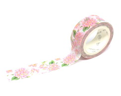Washi Tape - Flores Rosa