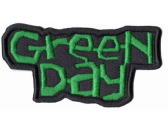 Patch Bordado - Banda Punk Rock Green Day DV80283