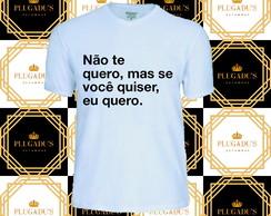 Camisetas Com Frases Elo7