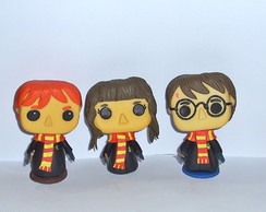 kit Harry Potter, Hermione e Rony