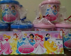 Caneca Acrilica As Princesas da Disney