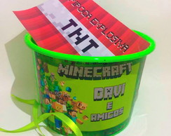 Kit Cinema MINECRAFT