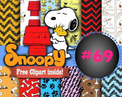 Kit digital Snoopy #69