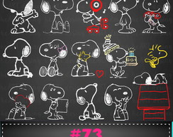 Kit digital Snoopy #73