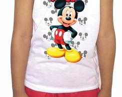 fddc67f4168 ... Conjunto pijama infantil personalizado Mickey