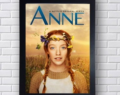 Quadro Netflix Anne with an E