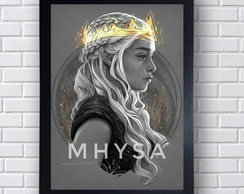 Poster Game Of Thrones Mhysa