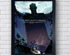 Poster Game Of Thrones Serie