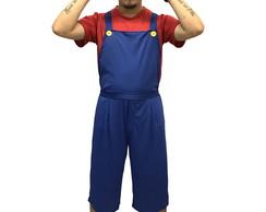 ... Fantasia Super Mario POP Masculina Adulto e6611ad5eee