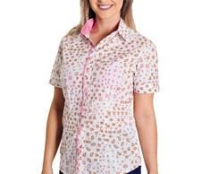... Camisa Feminina Linda Cashmere - Pimenta a2adc8860dea7