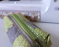 Estojo bag patchwork