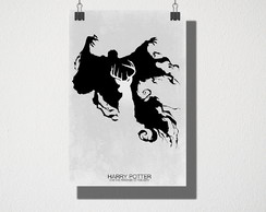 Poster A3 Harry Potter