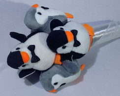 Buquê de pinguins