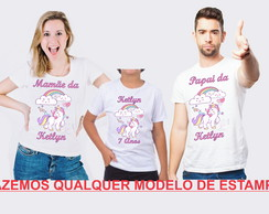 Kit Camiseta 3 unidades UNICORNIO md 3
