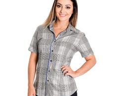 1f76db6915 Camisa Xadrez Feminina Elis - Pimenta Rosada