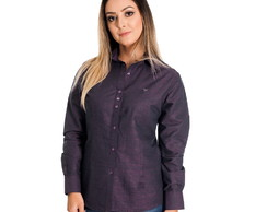 d273f30be7 Camisa Social Feminina Giane - Pimenta Rosada