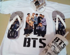 Kit K-Pop BTS Personalizado