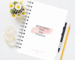 Planner Remember-me 2020