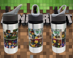 Squeeze Nike de Alumínio Presente Minecraft Authentic Games