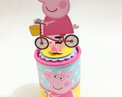 Cofre Peppa pig