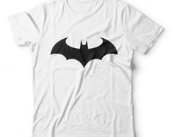 Camiseta com o Logo do Batman Classica