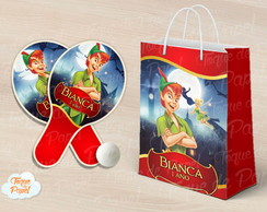 Kit Raquete personalizada peter pan