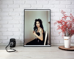 Quadro Amy Winehouse A3