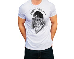 Camiseta Banda Rock Camisa T-shirt Black Sabbath Homem