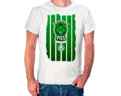 1d801bde7b ... Camisa Futebol Camiseta Roupa Masculina T-shirt Branca Lança