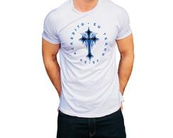 ... Camiseta Camisa Evangélica católica Fé Faith Roupa Homem ab98f0a3ebe