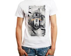 9b0dce9e9b ... Camiseta Time Camisa Juventus Itália T-shirt Branca PROMOÇÃO