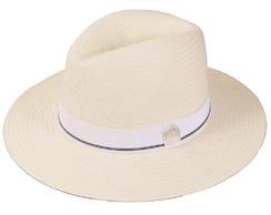Chapéu Panamá Aba Reta  8f306e410fe