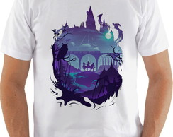 Camiseta Camisa Harry Potter / Harry-Hermione-Ronald