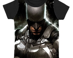 camiseta Batman estampa total infantil