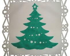 4a7e23523b ... Painel Banner de Festa Natal Árvore