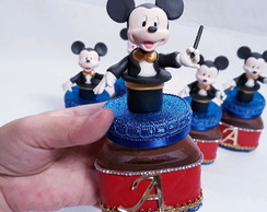 Nutella Personalizada de Luxo circo do Mickey