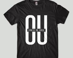 ... camisas evangélicas para jovens cristaos ou santo ou nada 7890657310dad