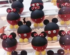 Porta doces Mickey Mouse
