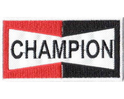 Patch Bordado - Logo Marca Champion DV80185