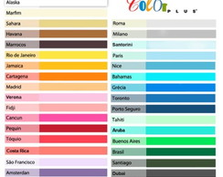 Papel color plus 180g - Madrid