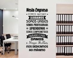 Adesivos Motivacionais Decoracao De Empresas Elo7