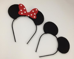 Kit Arcos Minnie e Mickey