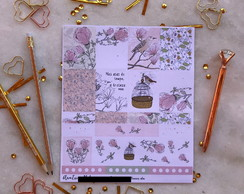MINI KITS | Cartelas Semanais